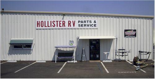 Hollister RV Parts & Service